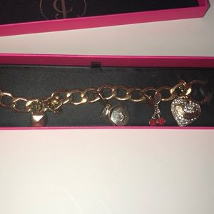 Juicy Couture Jewelry - Juicy Couture bracelet NIB